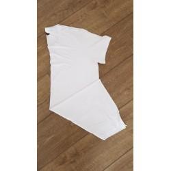 T-shirt BIG size BLANC